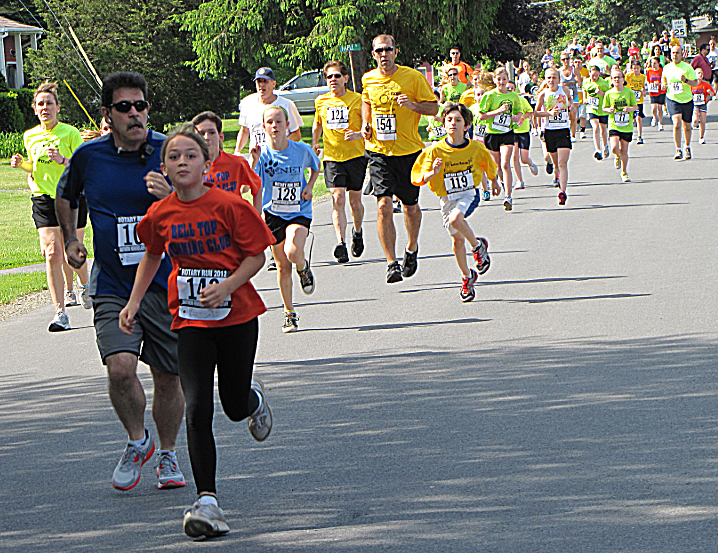 3 Rotary Run