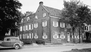 Crailo in 1940.