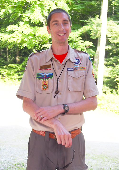 Brian Murray, camp director since 2001.