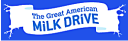 Great American Milk Drive logo