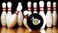 Bowl Over Polio logo