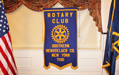 SRC's official pennant.